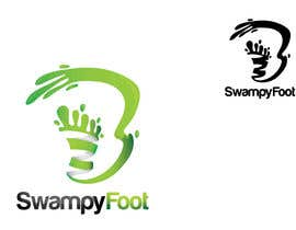 #318 para Logo Design for SwampyFoot por Ferrignoadv