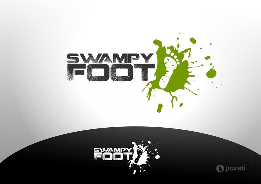 Kilpailutyö #61 kilpailussa Logo Design for SwampyFoot