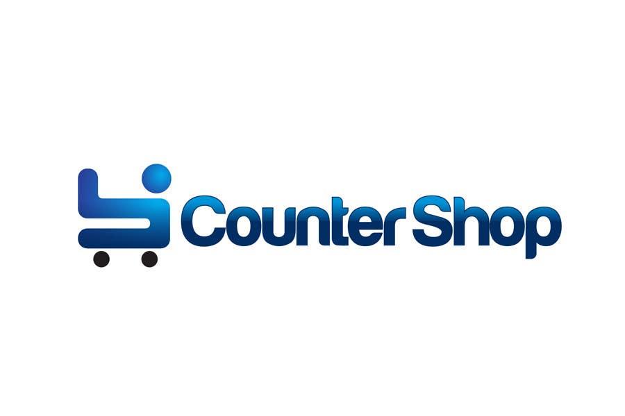 Konkurrenceindlæg #195 for Logo Design for MrTop.com and CounterShop.com