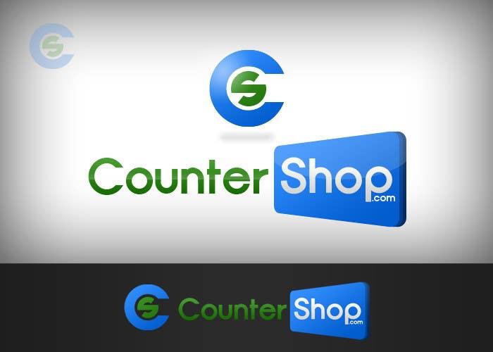Konkurrenceindlæg #196 for Logo Design for MrTop.com and CounterShop.com