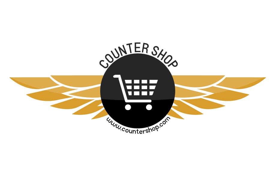 Konkurrenceindlæg #216 for Logo Design for MrTop.com and CounterShop.com