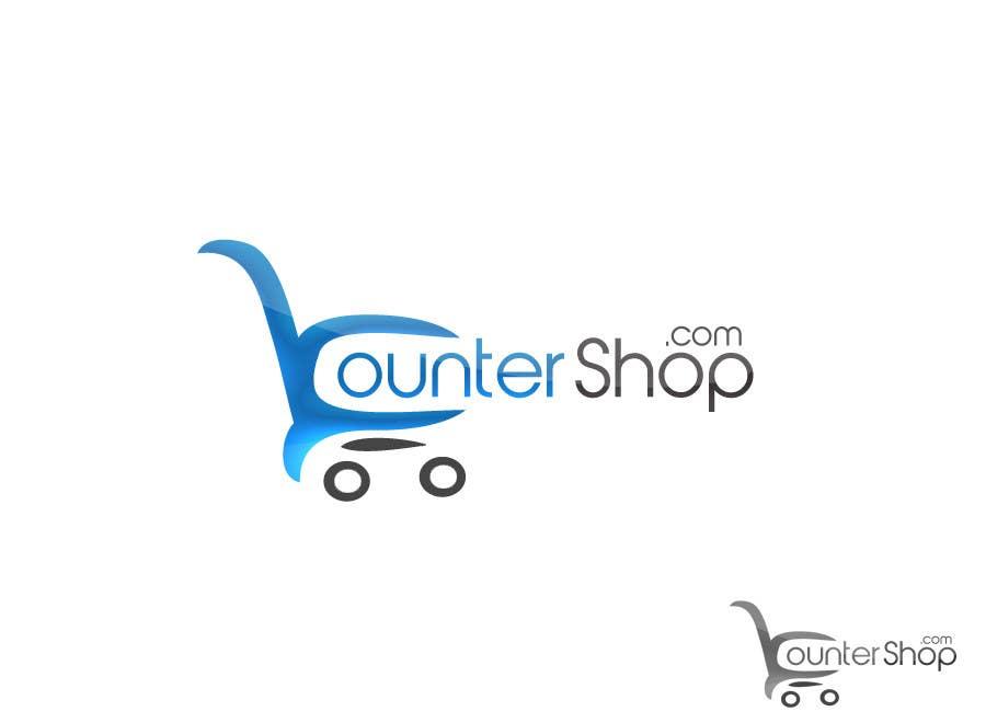 Konkurrenceindlæg #158 for Logo Design for MrTop.com and CounterShop.com