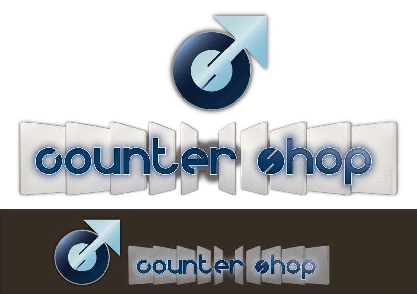 Konkurrenceindlæg #190 for Logo Design for MrTop.com and CounterShop.com