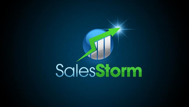 #216 for Logo Design for SalesStorm by pinky
