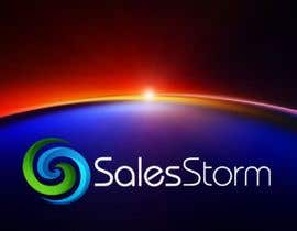 #202 para Logo Design for SalesStorm por pinky