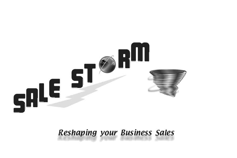 Contest Entry #                                        43                                      for                                         Logo Design for SalesStorm