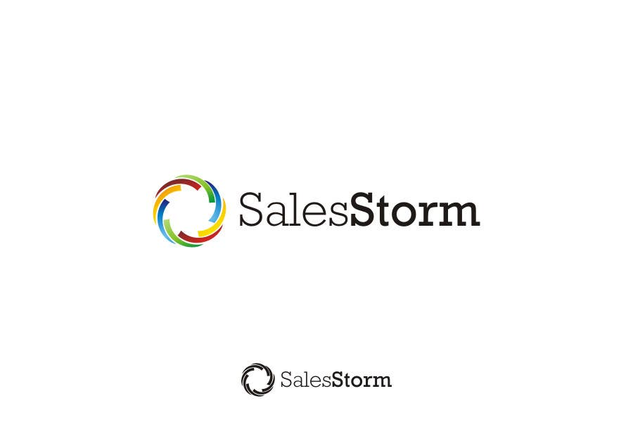 #154 for Logo Design for SalesStorm by astica