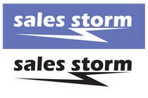 Graphic Design Contest Entry #35 for Logo Design for SalesStorm