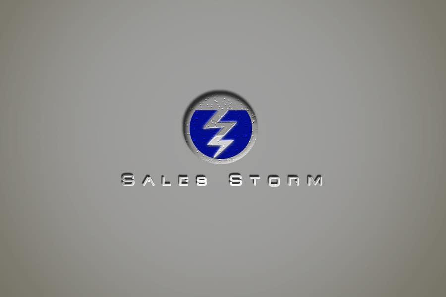 Contest Entry #                                        20                                      for                                         Logo Design for SalesStorm