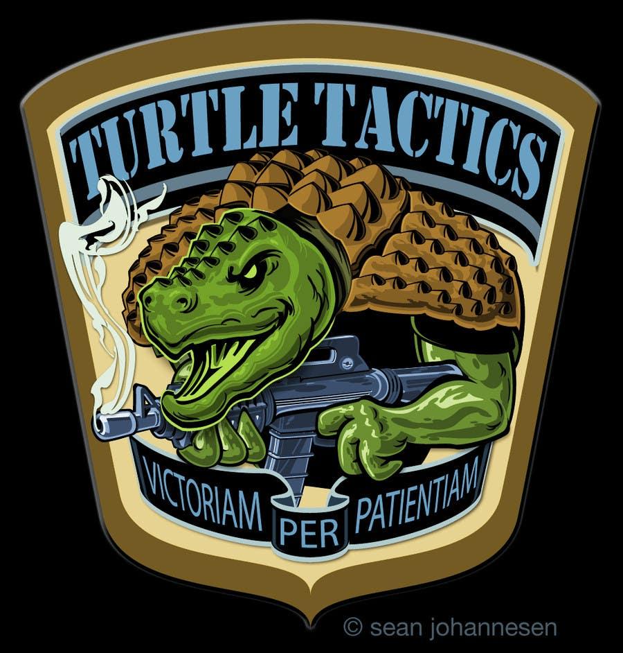 Penyertaan Peraduan #                                        12                                      untuk                                         Design a military patch