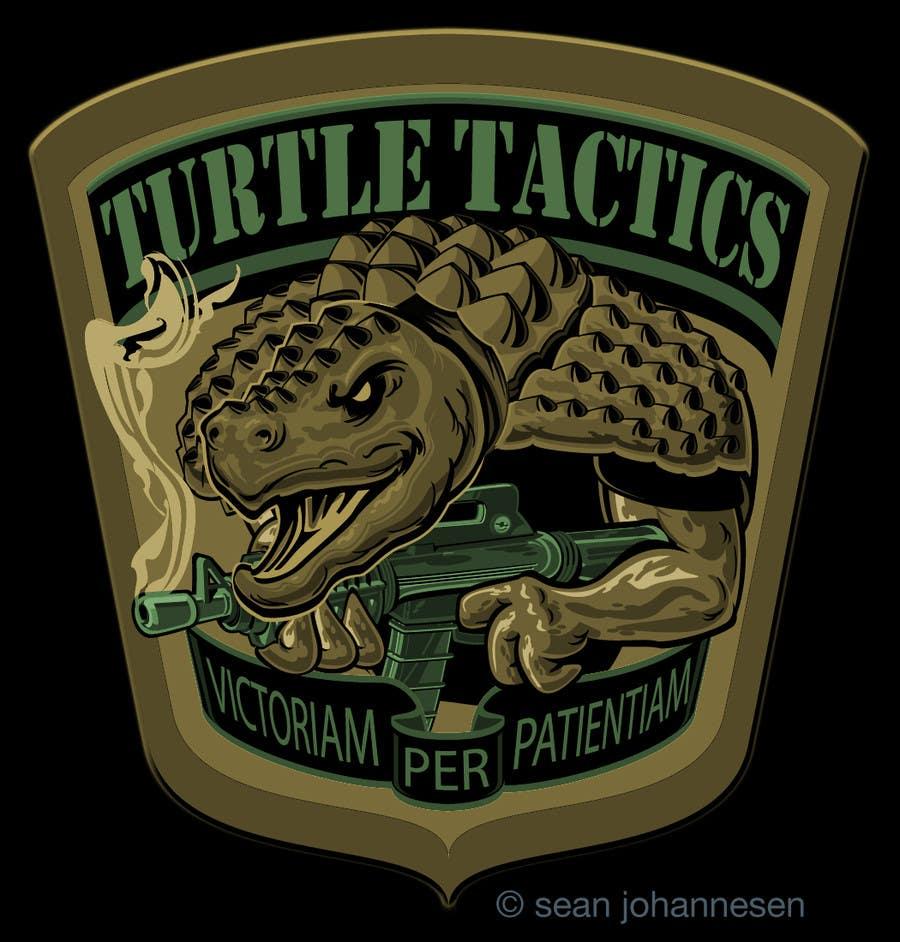 Penyertaan Peraduan #                                        17                                      untuk                                         Design a military patch