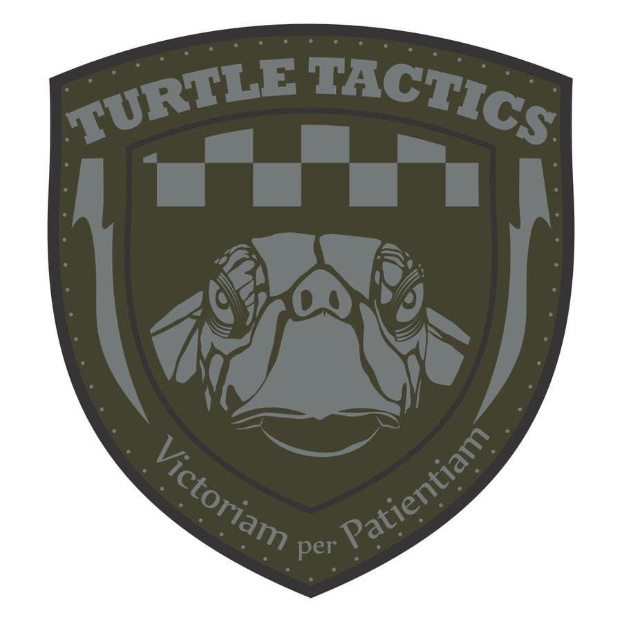 Penyertaan Peraduan #                                        9                                      untuk                                         Design a military patch