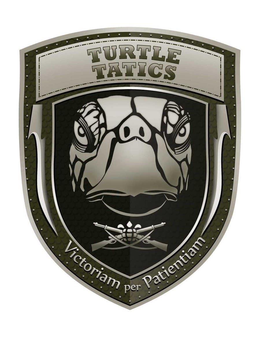 Penyertaan Peraduan #                                        16                                      untuk                                         Design a military patch