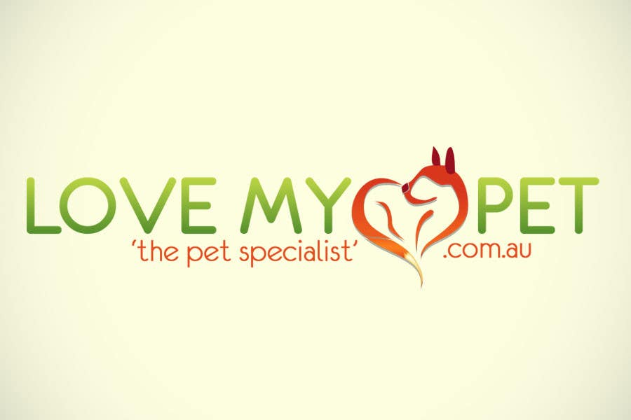Contest Entry #47 for Logo Design for Love My Pet