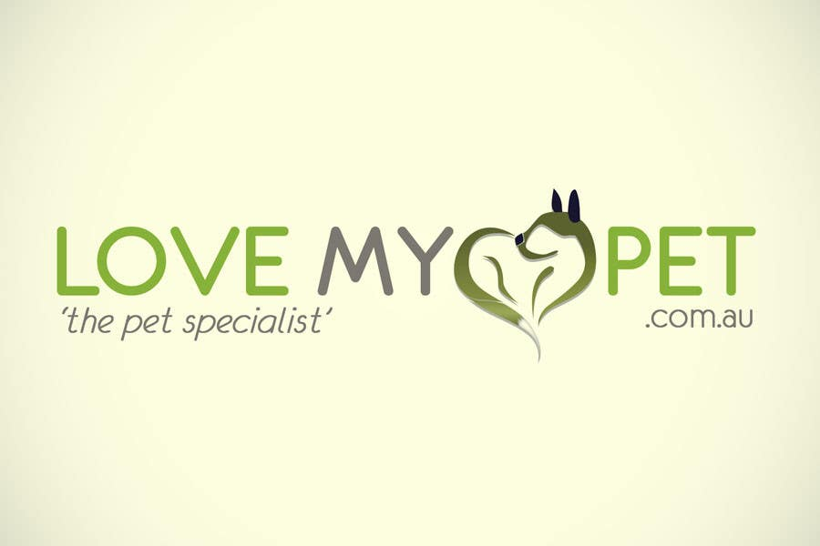 Contest Entry #46 for Logo Design for Love My Pet