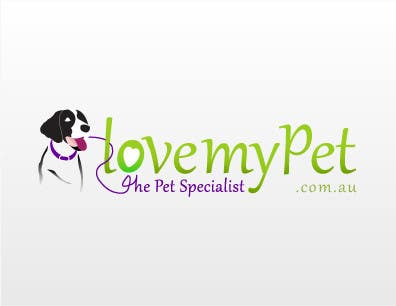 Contest Entry #93 for Logo Design for Love My Pet