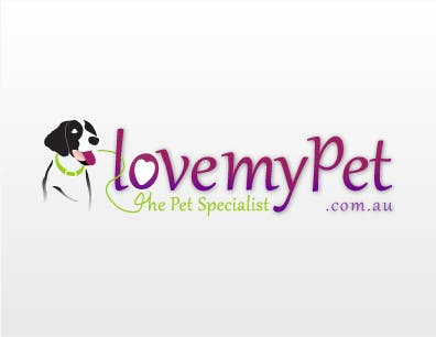 Contest Entry #90 for Logo Design for Love My Pet