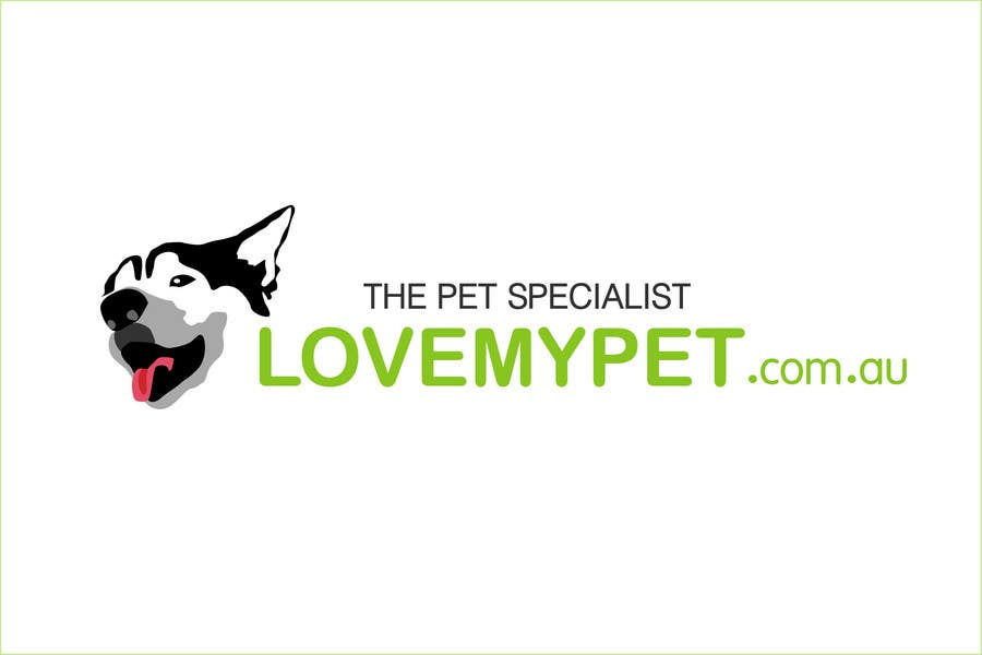 Contest Entry #174 for Logo Design for Love My Pet