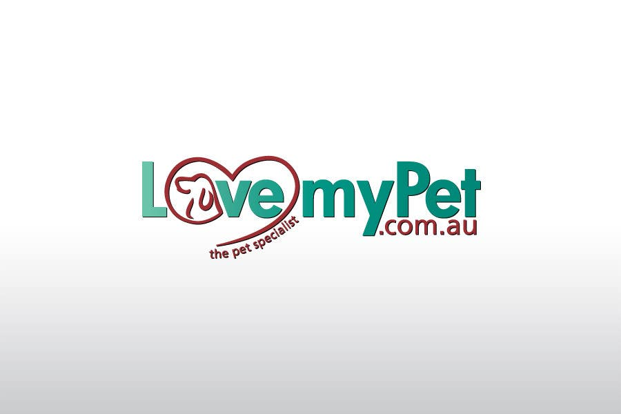 Contest Entry #37 for Logo Design for Love My Pet