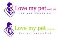 Graphic Design Contest Entry #76 for Logo Design for Love My Pet
