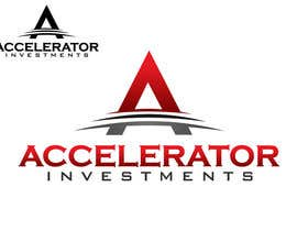 #40 para Logo Design for Accelerator Investments por shakeerlancer