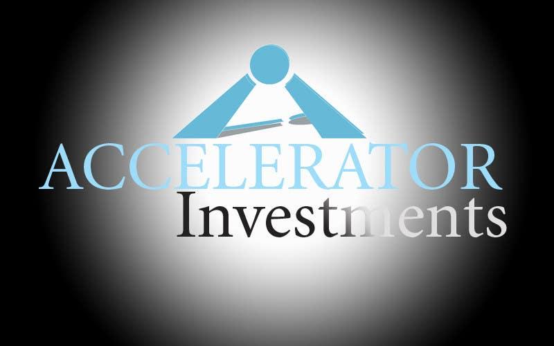 Bài tham dự cuộc thi #129 cho Logo Design for Accelerator Investments