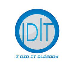 nº 190 pour Logo Design for I Did it Already par smartvision1
