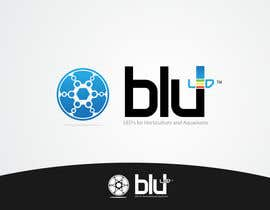#874 para Logo Design for Blu LED Company por danumdata