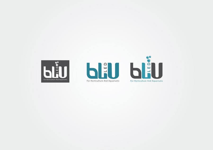 Конкурсная заявка №745 для Logo Design for Blu LED Company