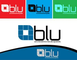 #988 para Logo Design for Blu LED Company por niwrek