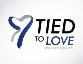 nº 52 pour Logo Design for Tied to Love par Ferrignoadv
