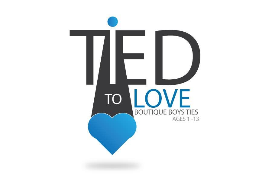 Participación en el concurso Nro.                                        31                                      para                                         Logo Design for Tied to Love