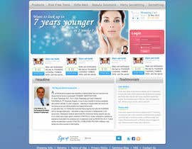 #9 for Website Design for Duplicell LLC af gngn