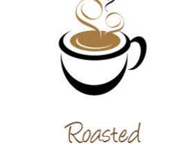 """#2 for Logo for """"Roasted"""" af justinevaldez36"""