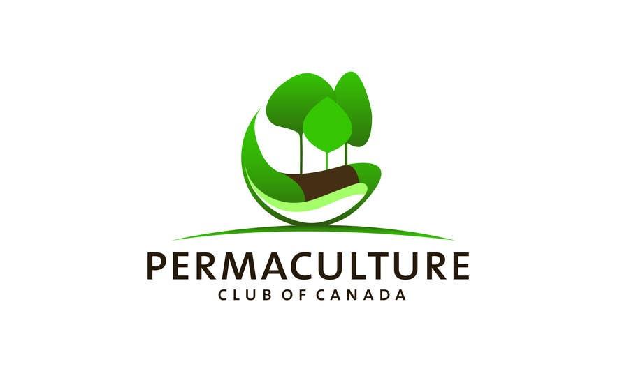 Penyertaan Peraduan #                                        10                                      untuk                                         Design a Logo for Permaculture Club of Canada