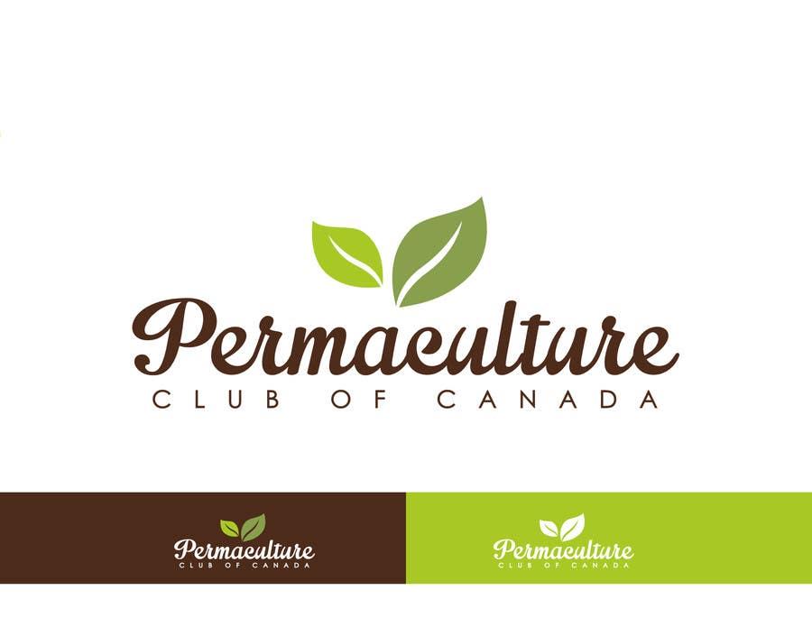 Penyertaan Peraduan #                                        32                                      untuk                                         Design a Logo for Permaculture Club of Canada