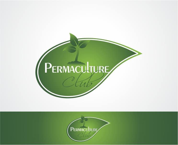 Penyertaan Peraduan #                                        26                                      untuk                                         Design a Logo for Permaculture Club of Canada