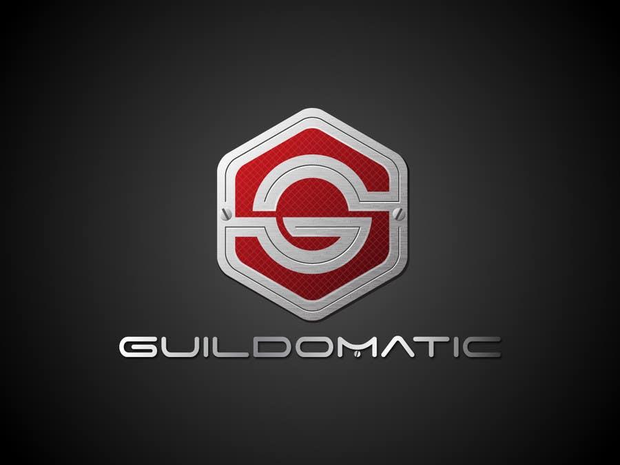 Penyertaan Peraduan #                                        60                                      untuk                                         Design a Logo for a Guild Hosting Website