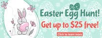 Website Design Contest Entry #39 for I need some Graphic Design for Easter Egg Hunt Banner