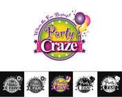 Bài tham dự #77 về Graphic Design cho cuộc thi Logo Design for Party Craze.com.au