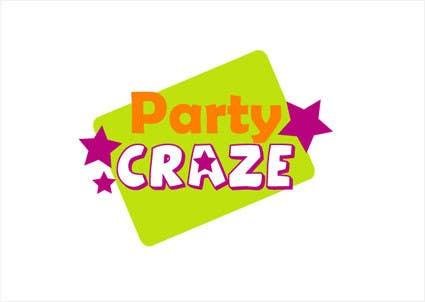 Bài tham dự cuộc thi #109 cho Logo Design for Party Craze.com.au