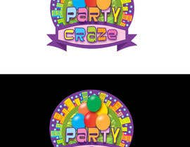 #82 untuk Logo Design for Party Craze.com.au oleh robertcjr