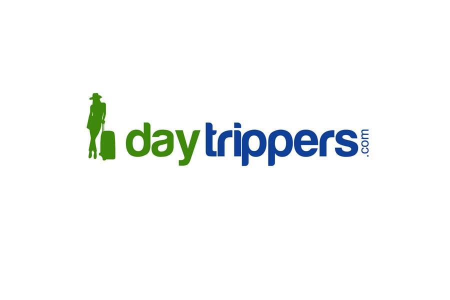 Penyertaan Peraduan #351 untuk Logo Design for DAY-TRIPPERS.COM