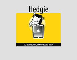 #4 for Graphic Design for Hedgie packaging (Hedgie.net) af odingreen