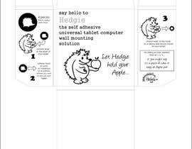 #3 untuk Graphic Design for Hedgie packaging (Hedgie.net) oleh GreenAndWhite