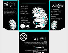#12 for Graphic Design for Hedgie packaging (Hedgie.net) af wahyuashari
