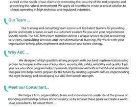 aslamqureshi tarafından Content Writing for Company Profile and website için no 41
