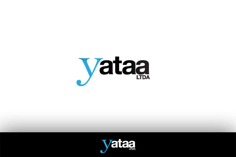 #87 for Logo Design for Yataa Ltda by LAgraphicdesign