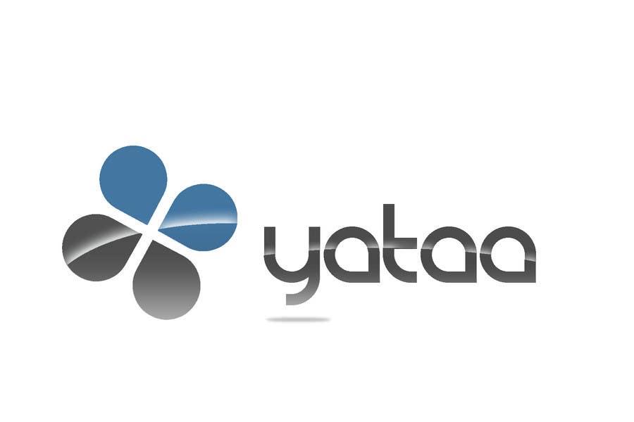 #279 for Logo Design for Yataa Ltda by Atmoresamu