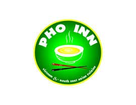 "#73 para Logo (for website, restaraunt front and uniforms) and Menu Design for ""PhoInn"" por SumairGhaziani28"
